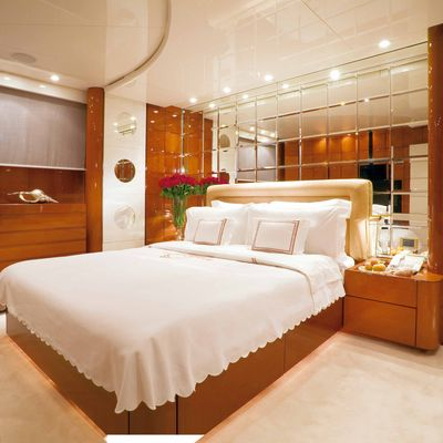 Bad Girl Yacht Double Stateroom