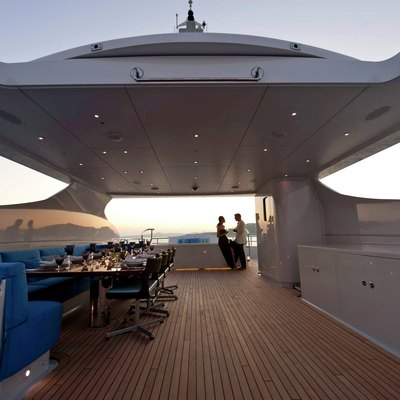 Inception Yacht Hard Top