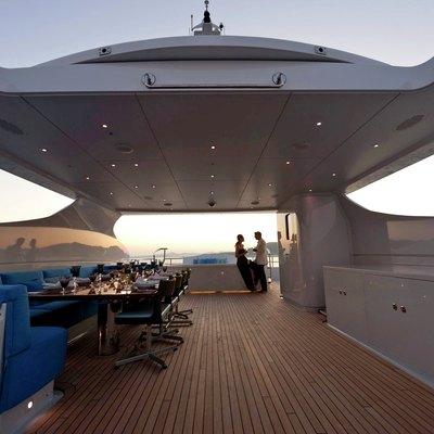 Inception Yacht Hard Top