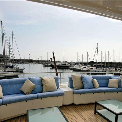Sima Yacht Upper Deck Aft