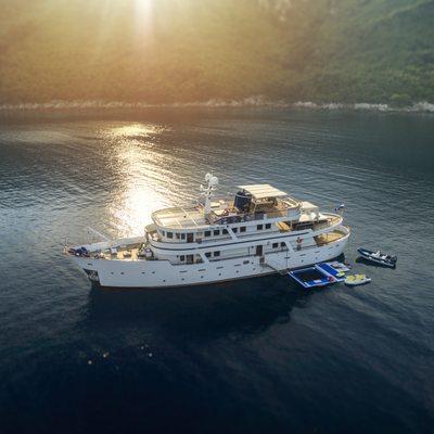 Donna Del Mare Yacht