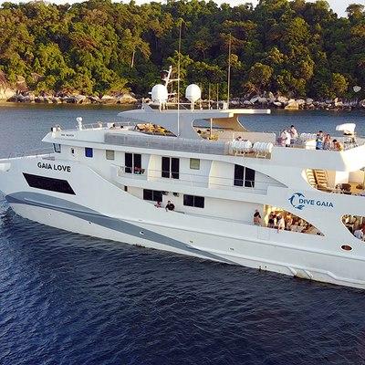 Gaia Love Yacht