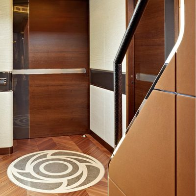 Aurelia Yacht Foyer