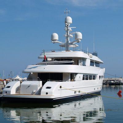 Baron Trenck Yacht Stern