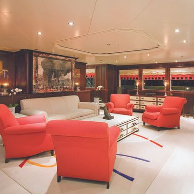Force Blue Yacht Lounge