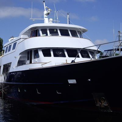 Kayana Yacht Front View