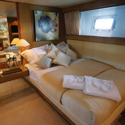 Sea Lady II Yacht Guest Stateroom