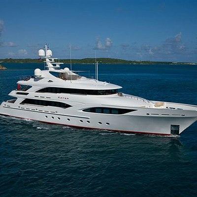 Avalon Yacht Overview