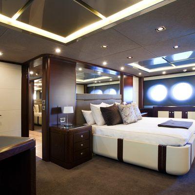 Quantum Yacht Master Stateroom