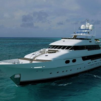 Top Five Yacht Front View