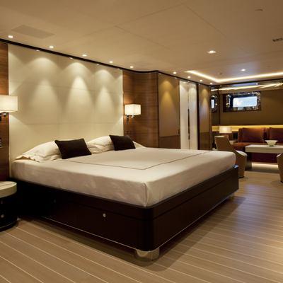 Fidelis Yacht Master Stateroom & Seating