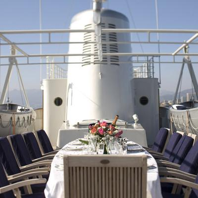 Dionea Deck Dining