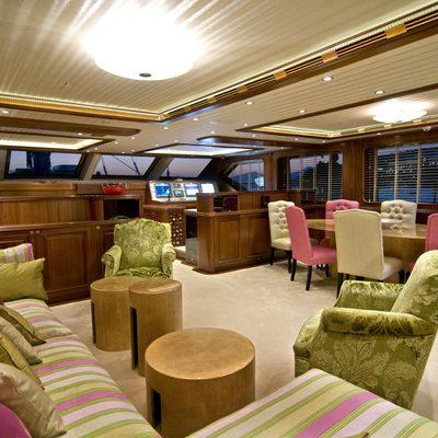 Clear Eyes Yacht Saloon