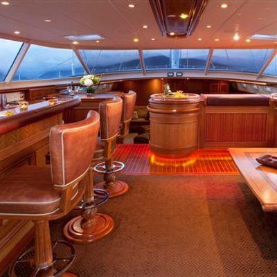 Genevieve Yacht Aft Deck