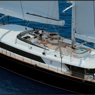 Parsifal III Yacht Deck View