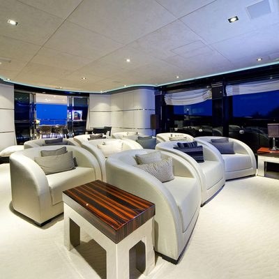Seven S Yacht Cinema
