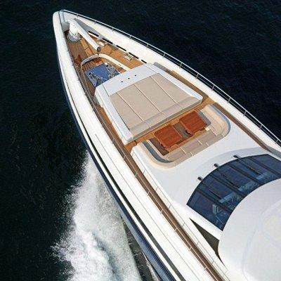 Tatiana I Yacht Overhead