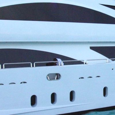 Seven Spices Yacht External Side