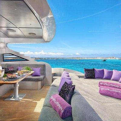 Shalimar II Yacht