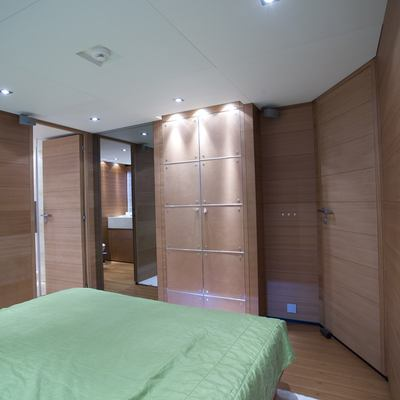 Seakid Yacht Guest Stateroom
