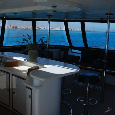 Forty Love Yacht Party Deck
