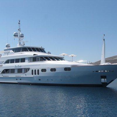 Keri Lee III Yacht Side View