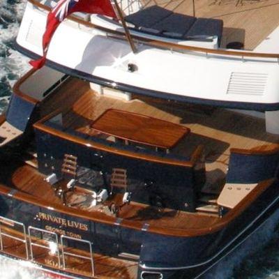 RH3 Yacht Running Shot