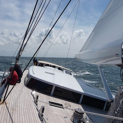 G2 Yacht Deck