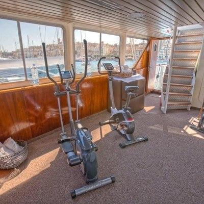 Sanssouci Star Yacht Gymnasium