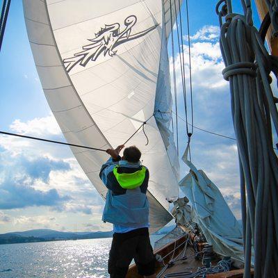 Moonbeam of Fife III Yacht