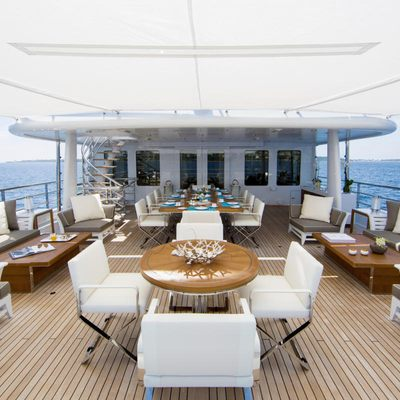 4You Yacht Upper Deck
