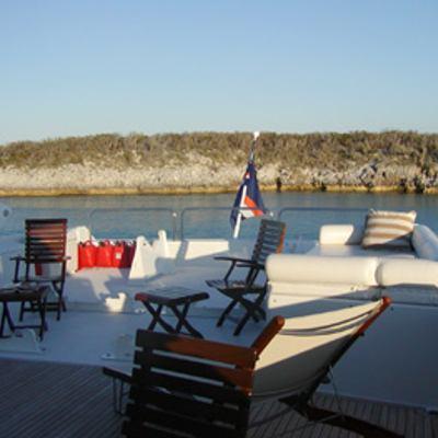 Murphy's Law Yacht Boat Deck Sun Cushion