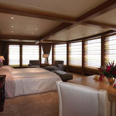Utopia Yacht Master Stateroom - Day