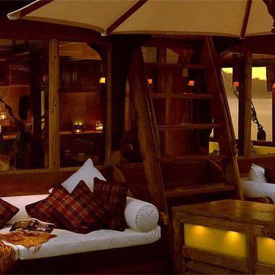 Silolona Yacht Deck Seating