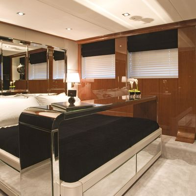 Bliss Yacht VIP Stateroom