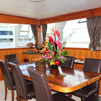 Ms B Haven Yacht