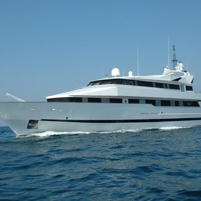 Bella Stella Yacht Running Shot