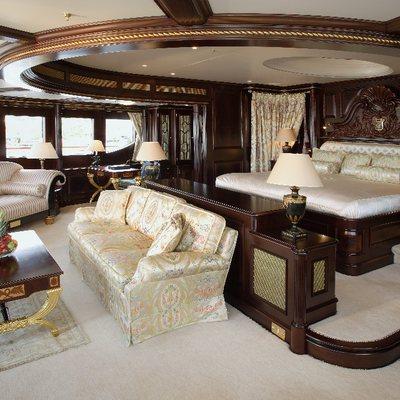 Freedom Yacht Master Stateroom