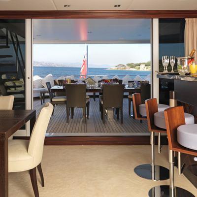 My Little Violet Yacht Bar & Lounge