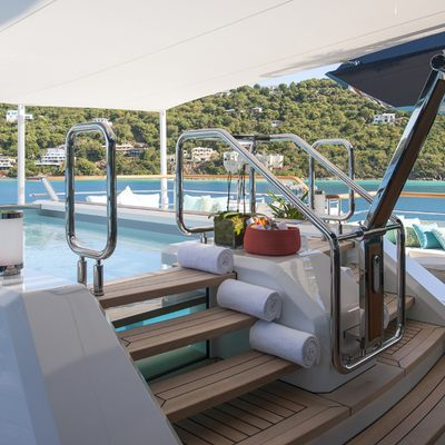Solandge Yacht Swimming Pool