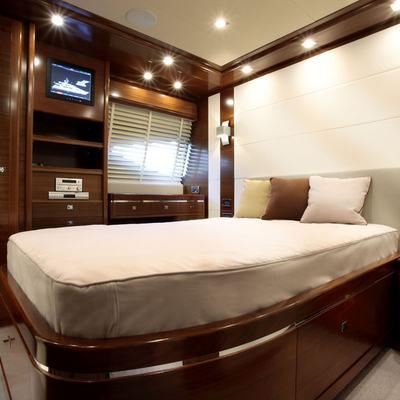 Libertas Yacht Stateroom