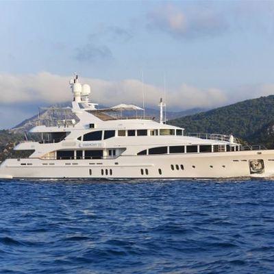 Harmony III Yacht Profile