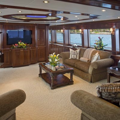 Far From It Yacht Salon