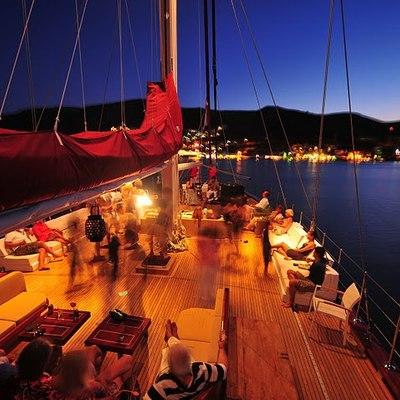 Casa Dell Arte II Deck - Night
