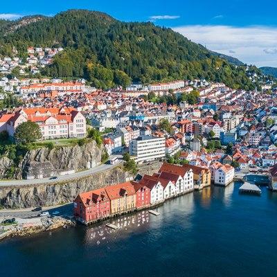 Embark in Bergen