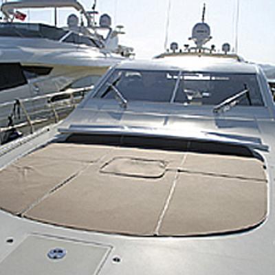Best Mountain Yacht Front deck