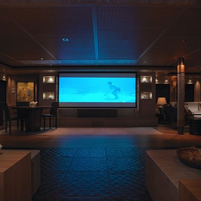 Naia Yacht Cinema