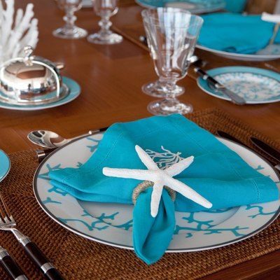 Baton Rouge Yacht Table Setting