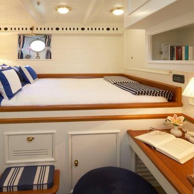Germania Nova Yacht Guest Cabin