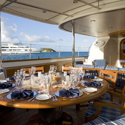 Antara Yacht Al Fresco